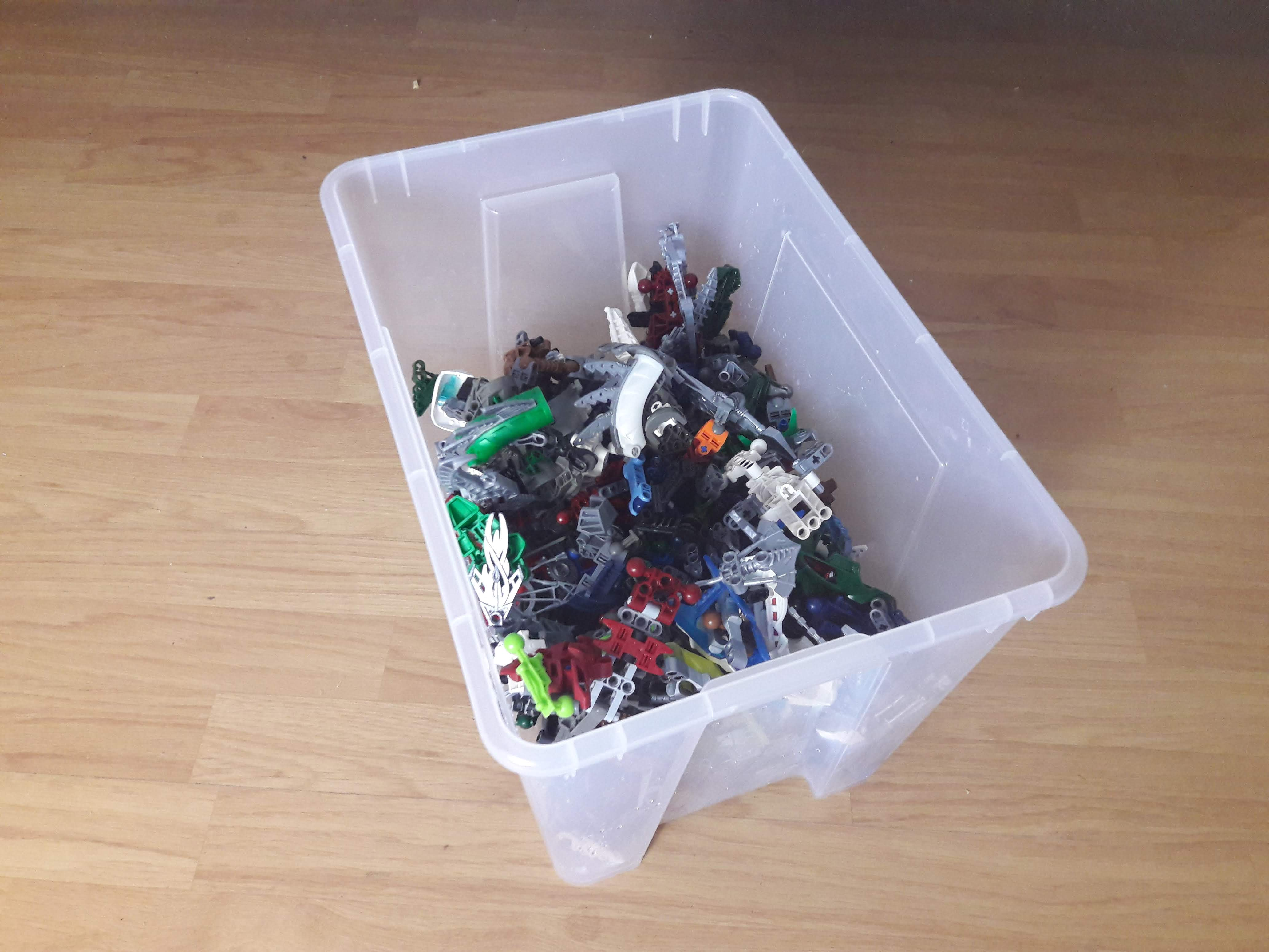 Bionicle Mix